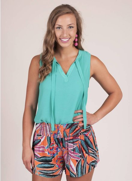 Jack by BB Dakota - Dressler S/L Crinkle Top