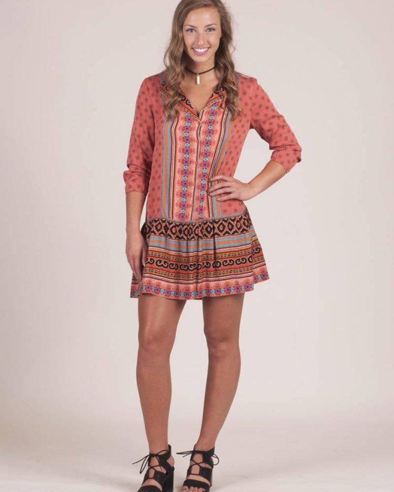 Jack by BB Dakota - Nately Print Dress
