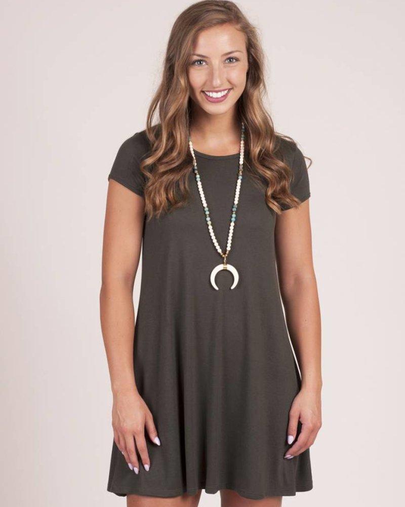 Z Supply - The Jersey Swing Dress