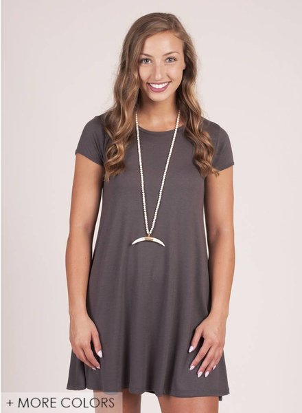 Z Supply - The Jersey Swing Dress