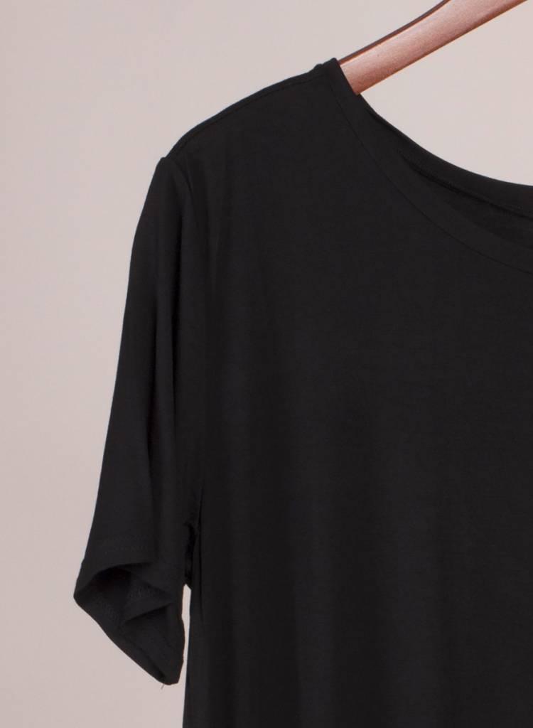 Piko - S/S Scoop Neck Dress