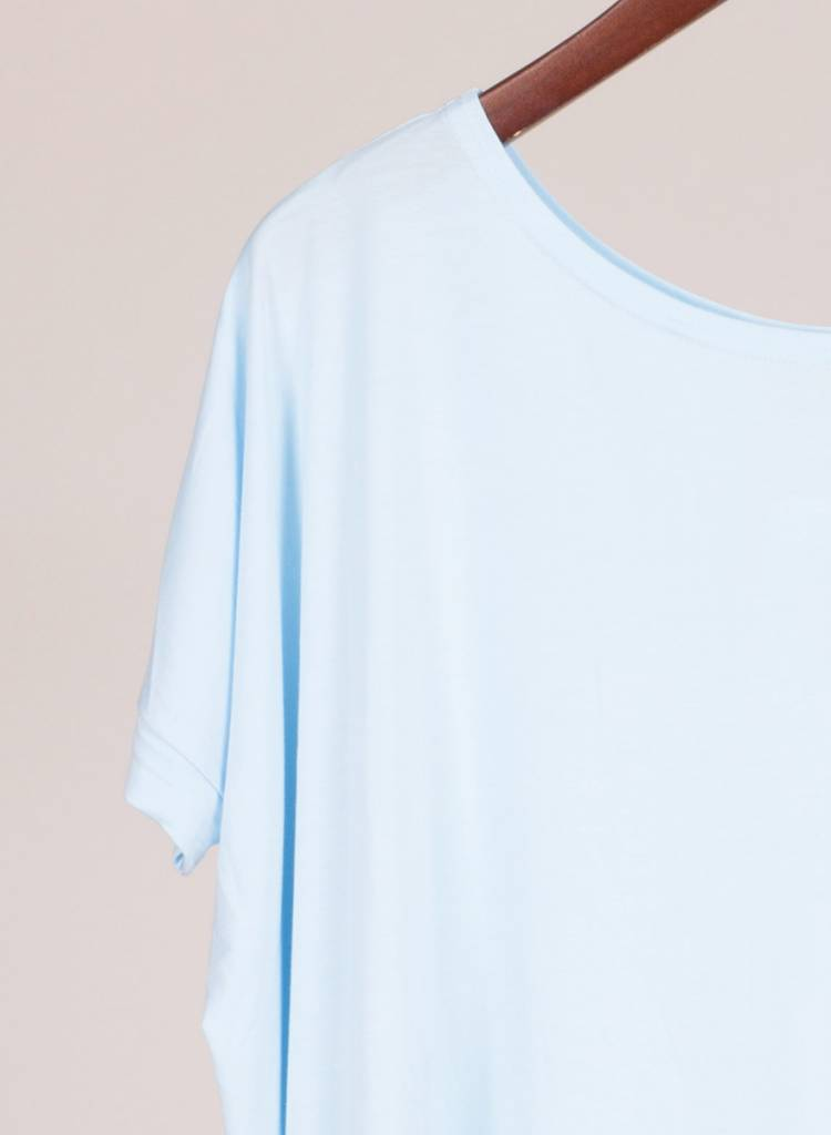 Piko - S/S Drop Shoulder Top
