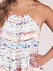 Hadley Rainbow Striped Dress