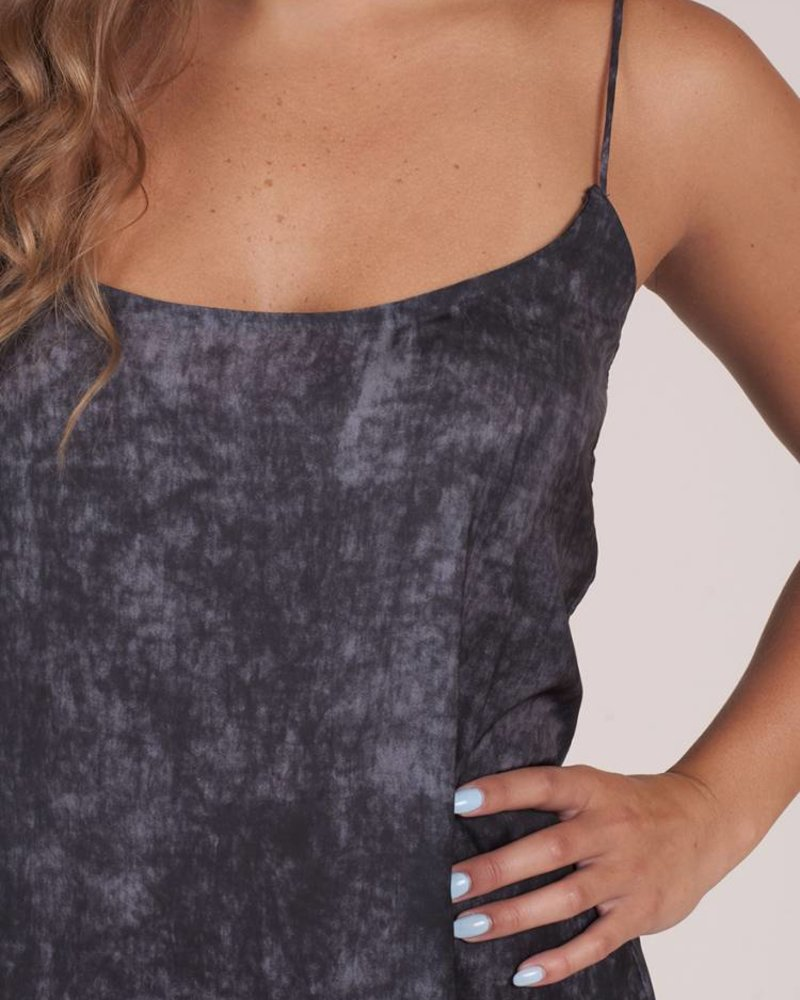 Sloane Smokey Tank Dress