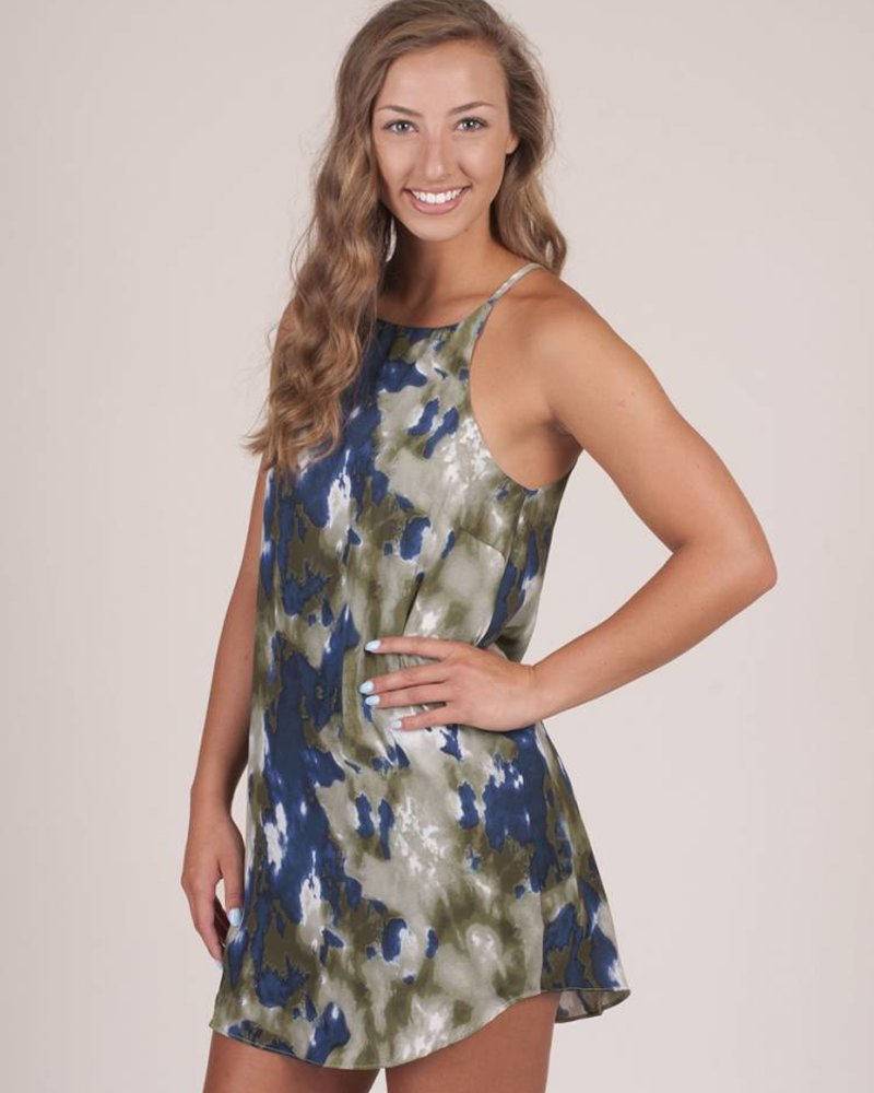 Kendra Earthy Tank Dress