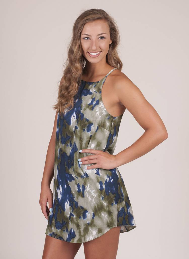 Kendra Earthy Tank Dress
