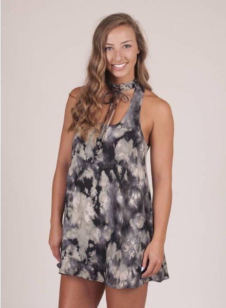 Kaydence Smokey Choker Dress