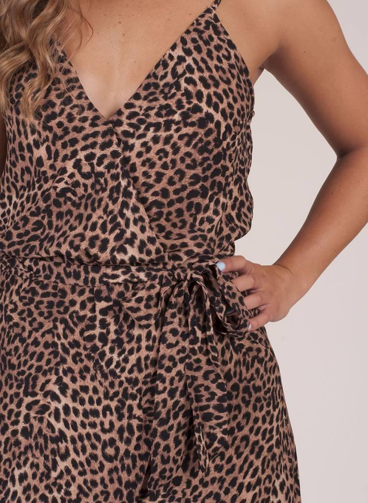 Heidi Cheetah Maxi Dress