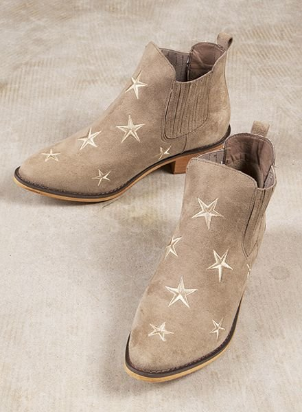 Lana Star Booties