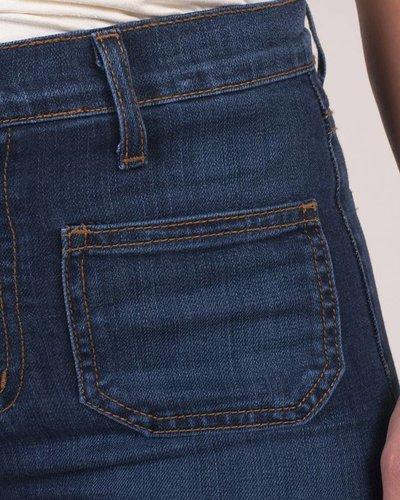 Julie Pocket Flare Jeans