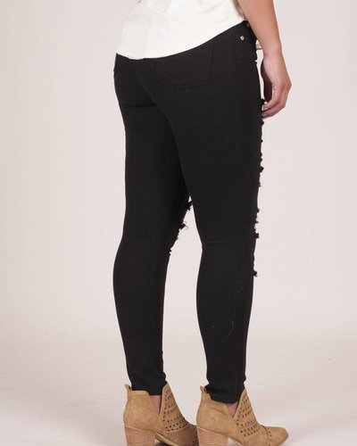 Phoenix Distressed Skinny Jeans