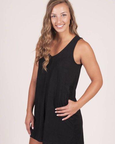 Z Supply - The Suede V-Neck Dress