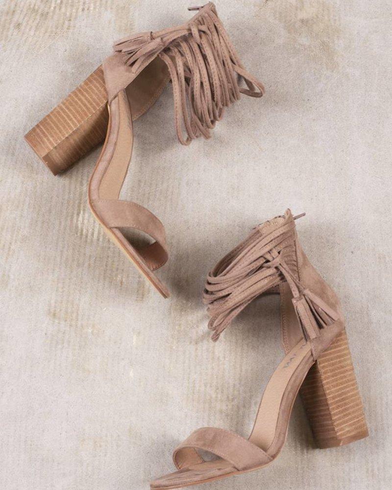 McKenna Strappy Heel
