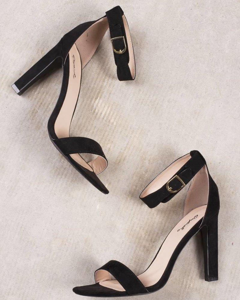 Mason Strappy Heel
