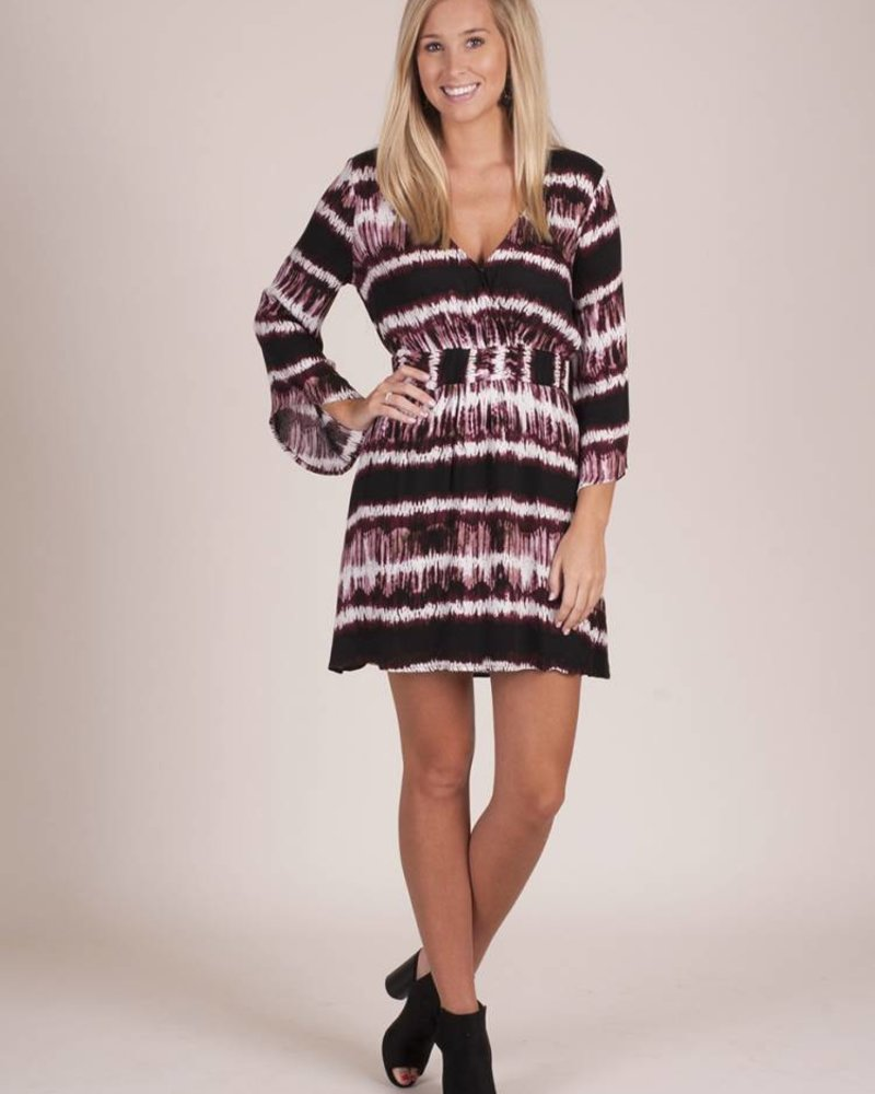 Jack by BB Dakota - Laina Printed Kimono Dress