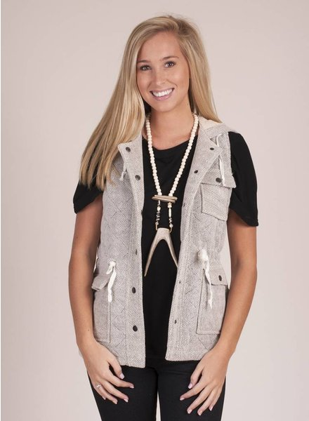 Jack by BB Dakota - Regas Quilted Vest