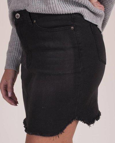 Grayson Denim Skirt