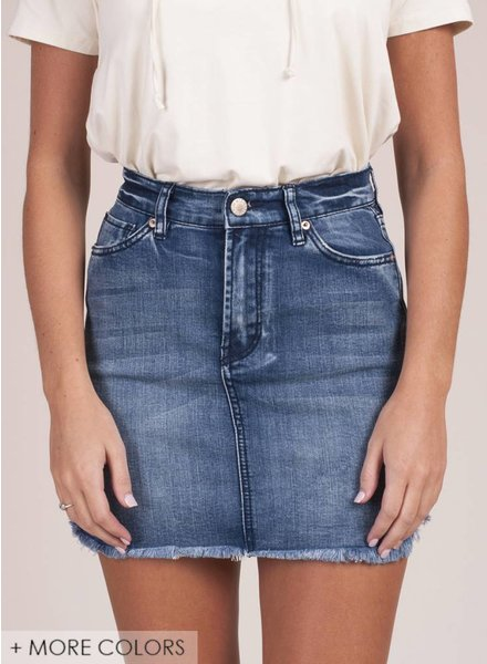 Grayson Denim Skirt