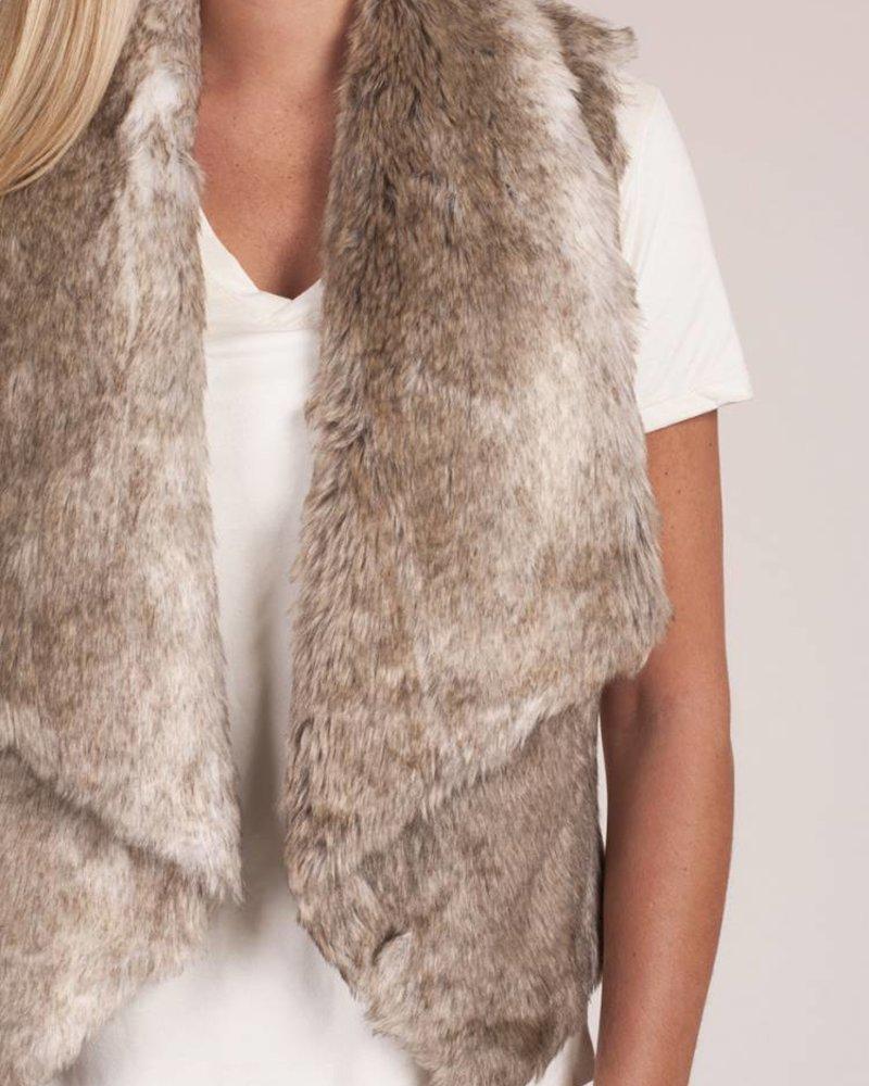 Jack by BB Dakota - Dwight Faux Fur Vest