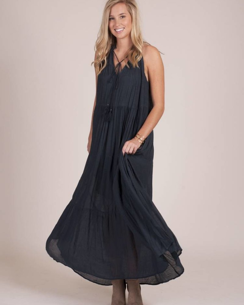 Honey Tiered Maxi