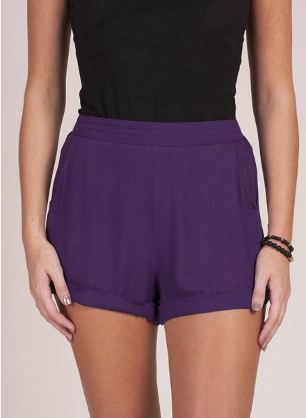 Dowdy High Waisted Shorts