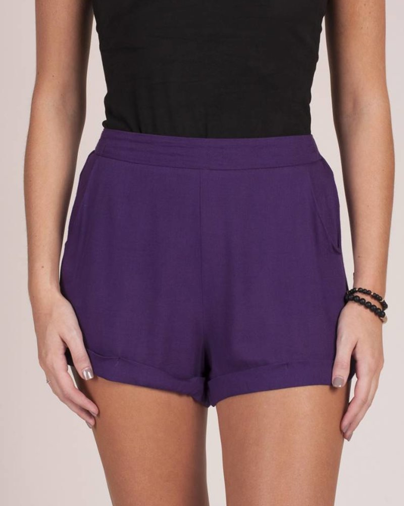 Dowdy High Waisted Shorts