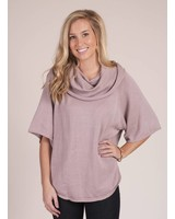 Alexa Cowl Neck Top