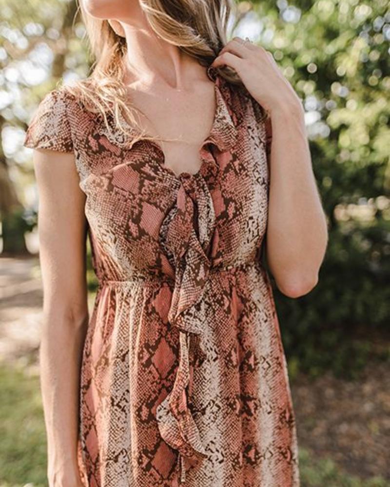 BuddyLove - Gillian Midi Dress