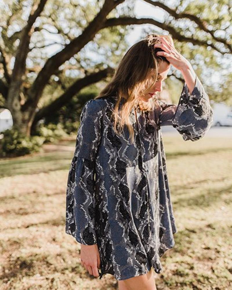 BuddyLove - Windsor L/S Dress