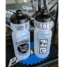 24 Oz. Cursed Bikes & Coffee Water Bottle