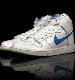 Nike Nike SB Dunk High Premium WHT/ORION-BLUE