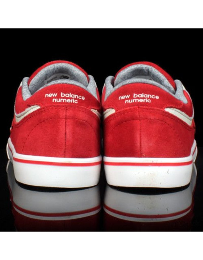 NEW BALANCE New Balance Quincy 254 RED/WHITE