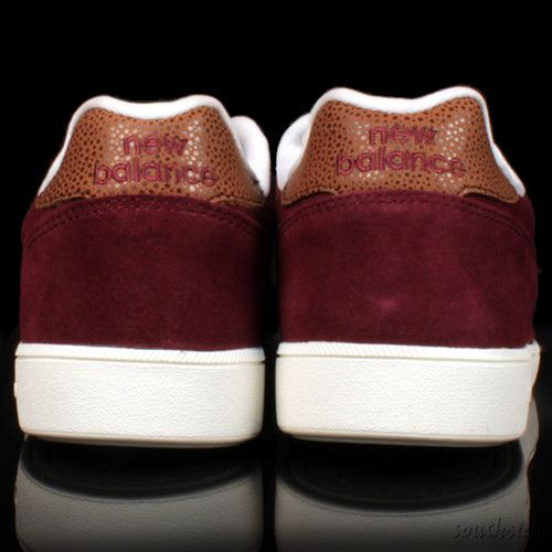 NEW BALANCE New Blance 288 BURGUNDY/BROWN/CREAM