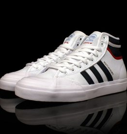 ADIDAS Adidas Matchcourt High RX2 WHT/NAVY/SCARLET