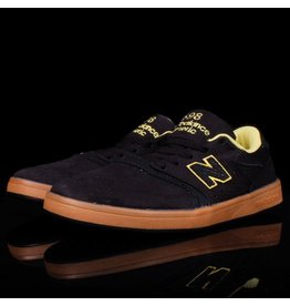 NEW BALANCE New Balance 598 BLACK/GOLD/GUM