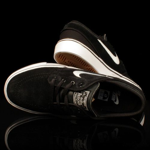 Nike YOUTH Nike SB Stefan Janoski Black/White