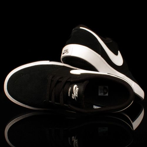 Nike YOUTH Nike SB Portmore Black/White