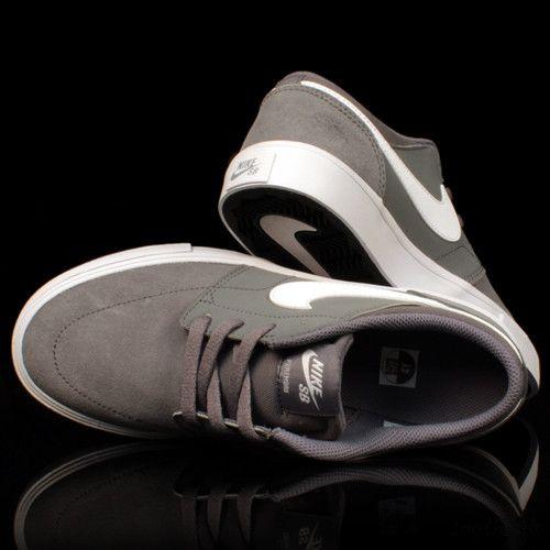 Nike YOUTH Nike SB Portmore Cool Grey/White
