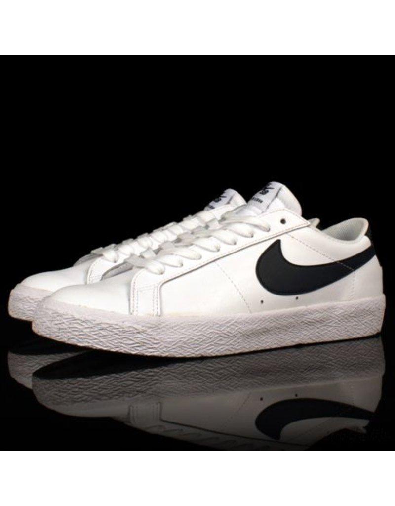 Nike Nike SB Blazer Low WHITE/OBSIDIAN