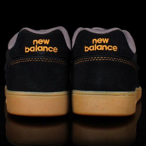 NEW BALANCE New Blance 288 Black Gum Orange