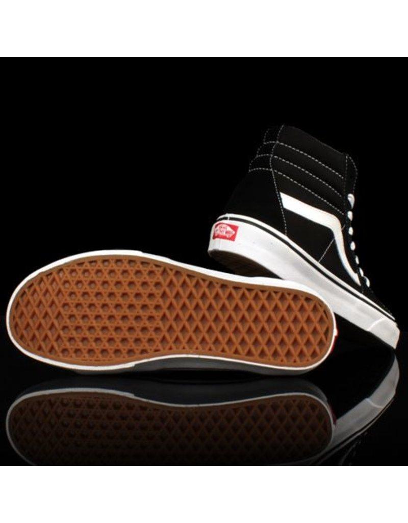 VANS Vans Sk8 HI Classic Black Black White