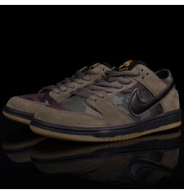 Nike Nike SB Dunk Low Medium Olive Black