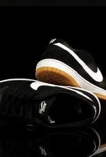 Nike Nike SB Dunk Low Black White Gum Light Brown