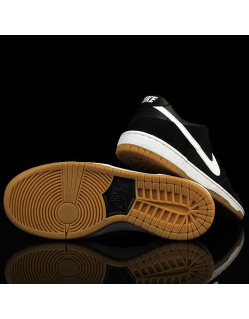 Nike Nike SB Dunk Low Black White Gum Light Brown