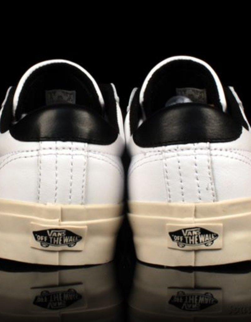 VANS Vans Court Checker True White Black