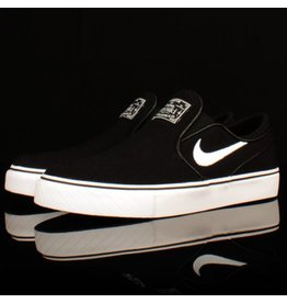 Nike YOUTH Nike SB Stefan Janoski Canvas Slip Black/White