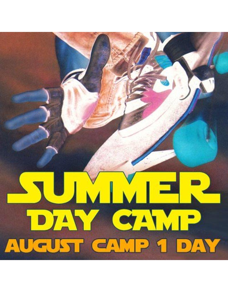 Southside August 1 Day Summer Break Skate Camp