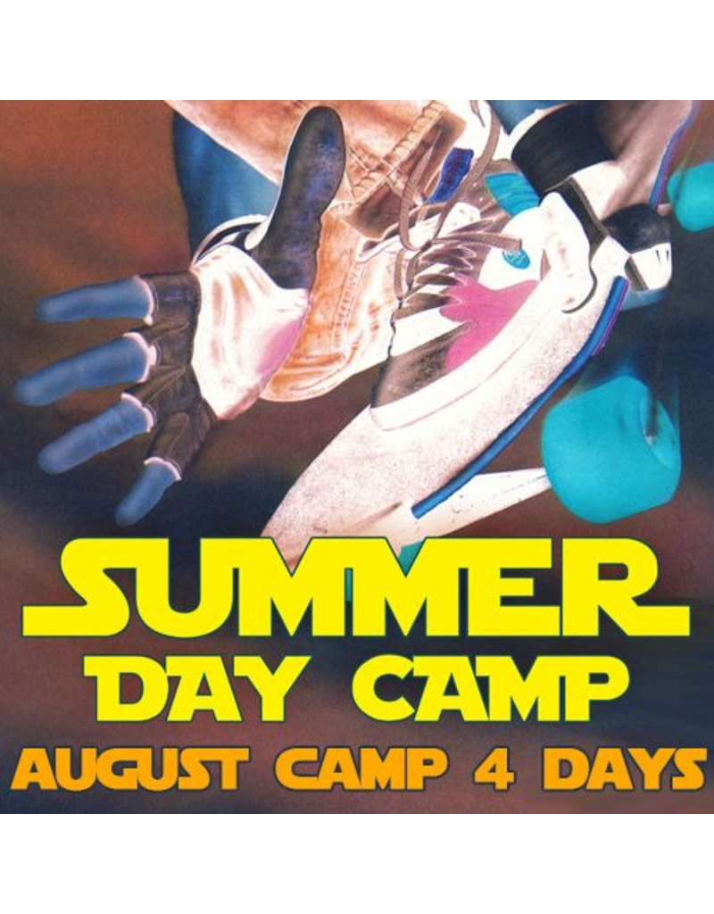 Southside August 4 Days Summer Break Skate Camp