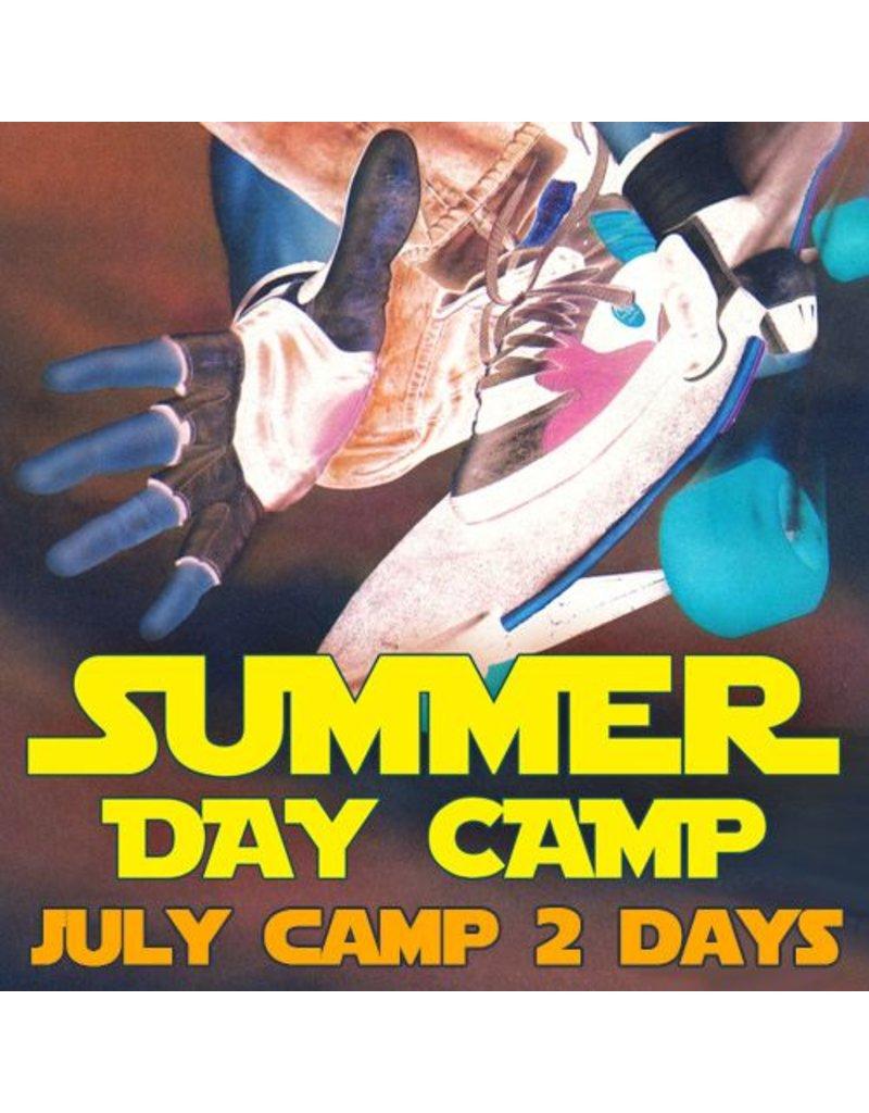 Southside July 2 Days Summer Break Skate Camp