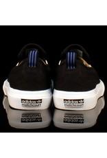 ADIDAS Adidas Matchcourt Slip Canvas Black White Gum